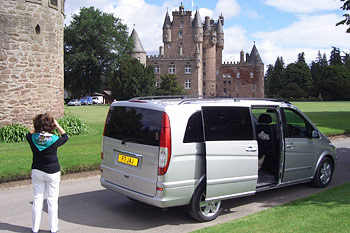 Mini van tours